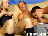 Lets have a MMF threesome with my big cocked friend